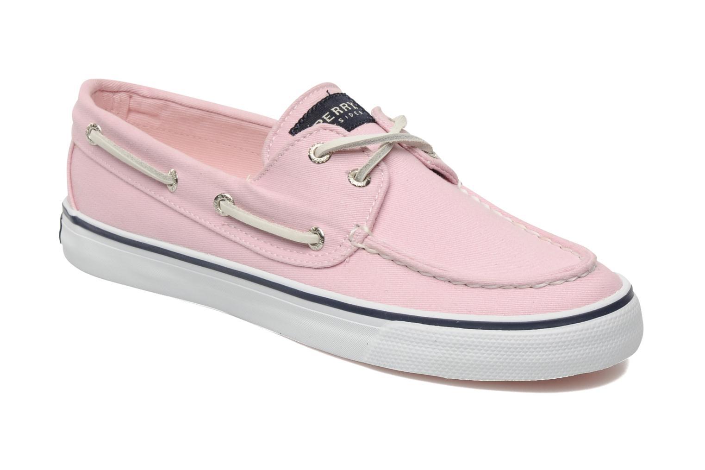 Zapatos con cordones Sperry Bahama 96886 Rosa vista de detalle / par