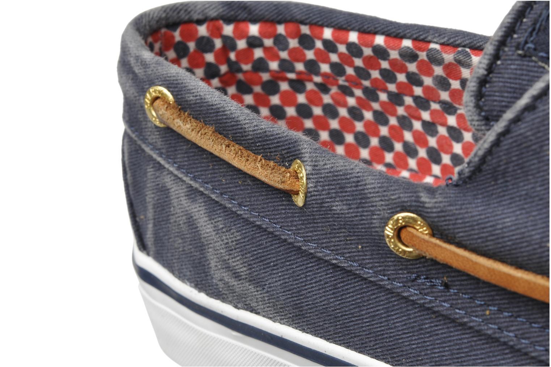 Chaussures à lacets Sperry Bahama 96886 Bleu vue 3/4