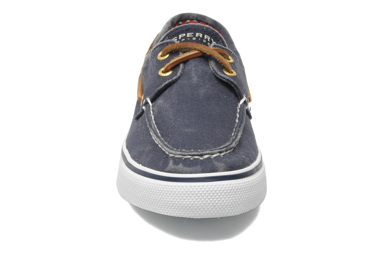 Chaussures à lacets Sperry Bahama 96886 Bleu vue portées chaussures