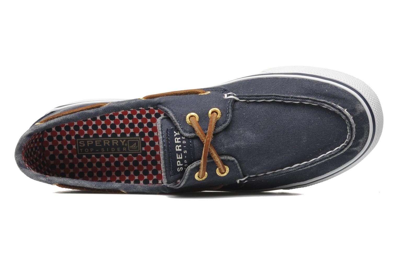 Chaussures à lacets Sperry Bahama 96886 Bleu vue gauche