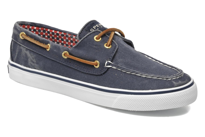 Chaussures à lacets Sperry Bahama 96886 Bleu vue détail/paire