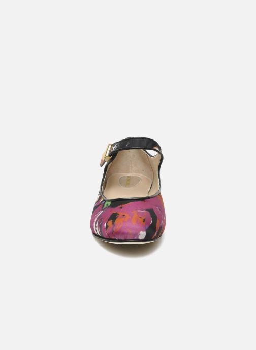 Ballerines Kat Maconie XENIA Multicolore vue portées chaussures