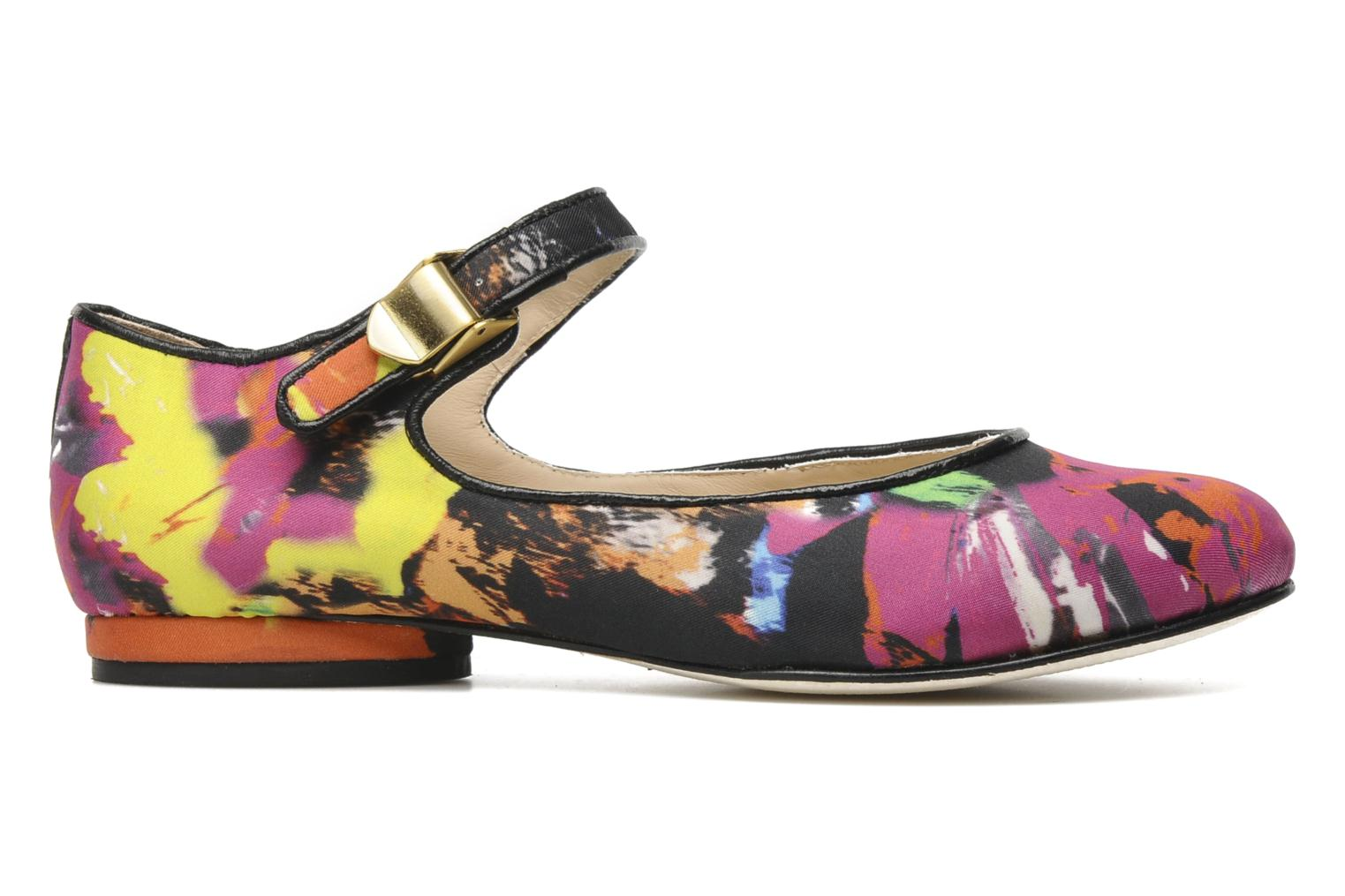 Ballet pumps Kat Maconie XENIA Multicolor back view