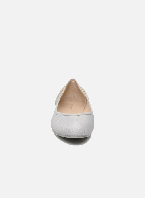 Ballet pumps Kat Maconie ROSA Grey model view