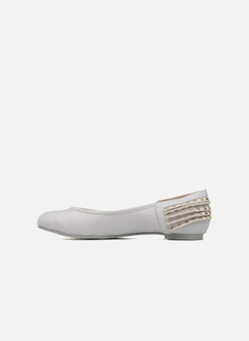Ballet pumps Kat Maconie ROSA Grey front view