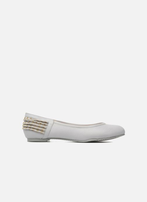 Ballet pumps Kat Maconie ROSA Grey back view