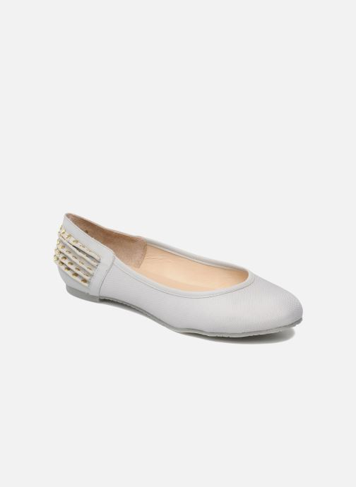 Ballet pumps Kat Maconie ROSA Grey detailed view/ Pair view