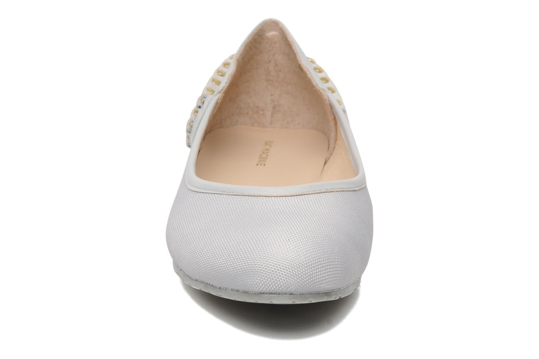 Ballet pumps Kat Maconie ROSA Grey model view