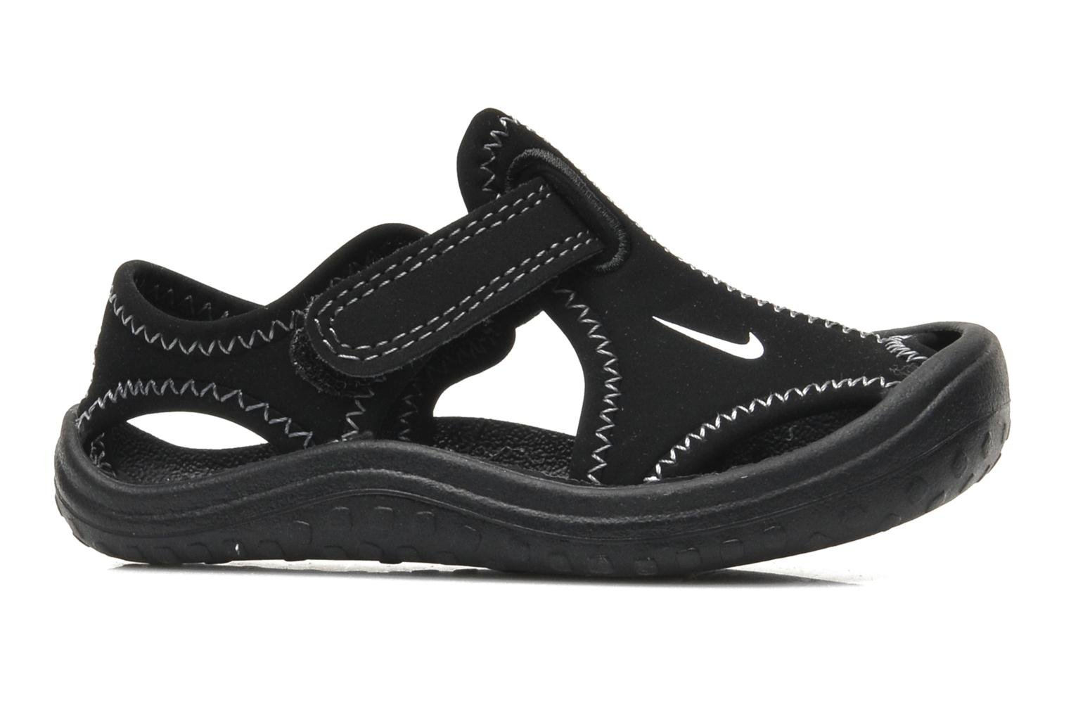 Sport shoes Nike SUNRAY PROTECT (TD) Black back view