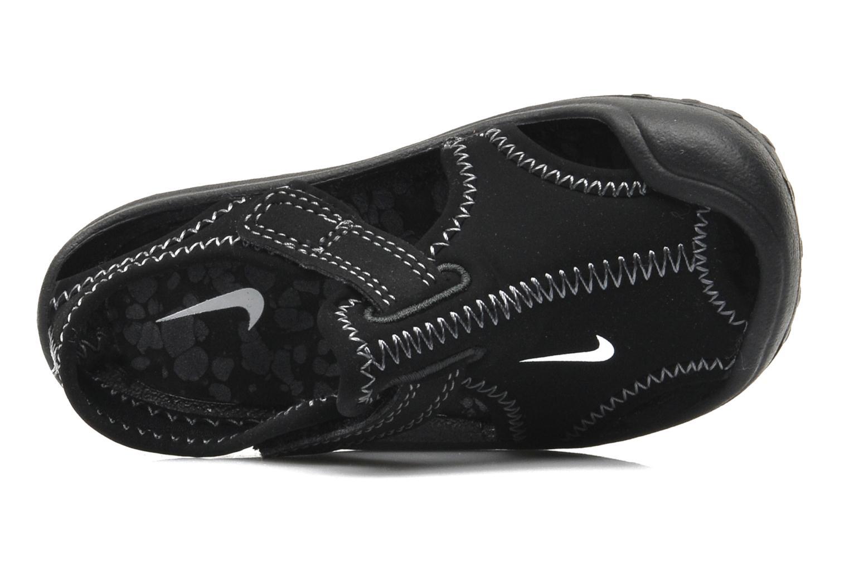 Chaussures de sport Nike SUNRAY PROTECT (TD) Noir vue gauche