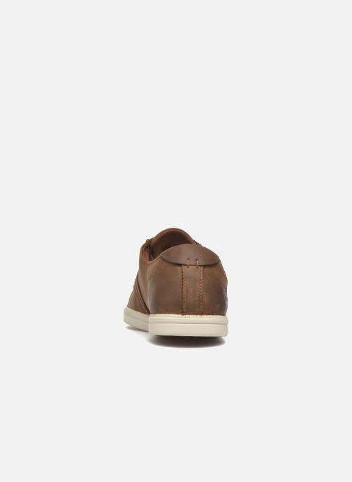 Chaussures à lacets Timberland Earthkeepers Newmarket LP Ox Marron vue droite