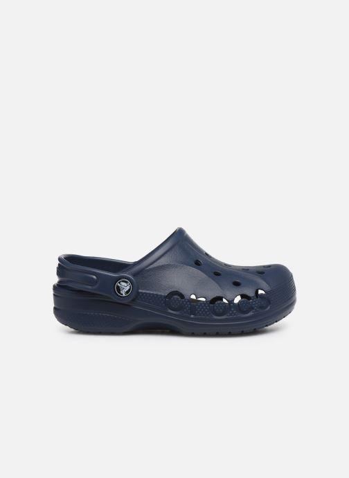 Sandals Crocs Baya Kids Blue back view