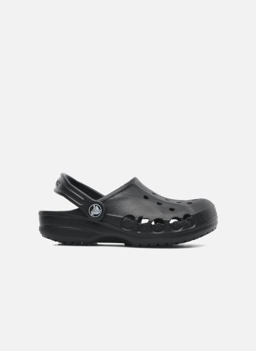 Sandalen Crocs Baya Kids Zwart achterkant