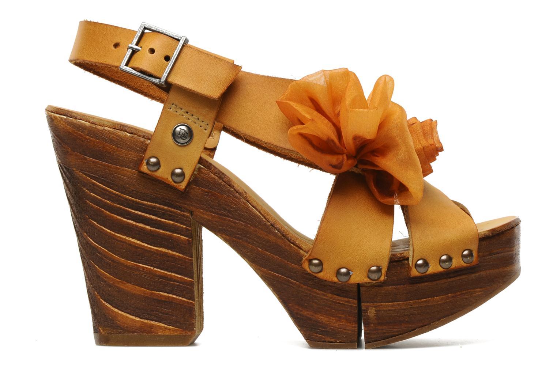 Sandales et nu-pieds Neosens Carina 173 Orange vue derrière