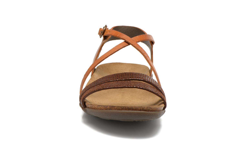 Sandalen Kickers Atomium Bruin model