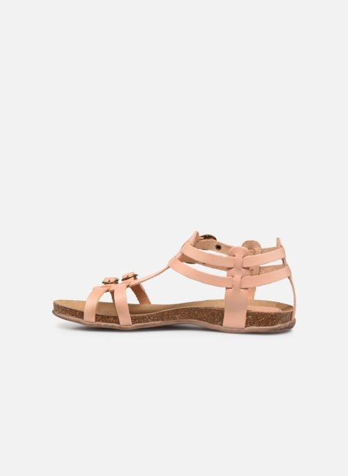 Sandales et nu-pieds Kickers Ana Rose vue face