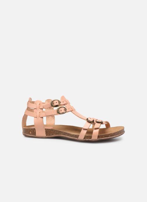Sandales et nu-pieds Kickers Ana Rose vue derrière