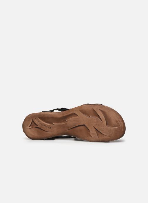 Sandali e scarpe aperte Kickers Ana Nero immagine dall'alto