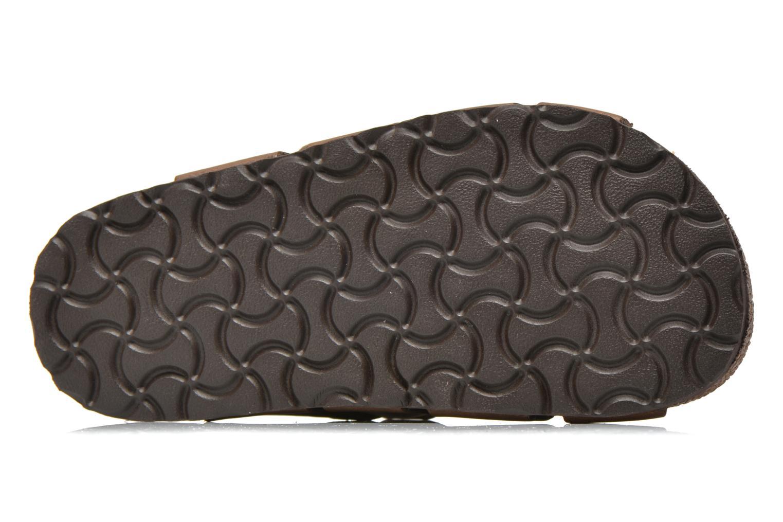 Sandales et nu-pieds Kickers MAGINO Marron vue haut