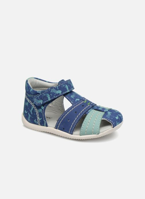 9a210ce373aa5 Kickers BIGBAZAR (Bleu) - Sandales et nu-pieds chez Sarenza (321758)