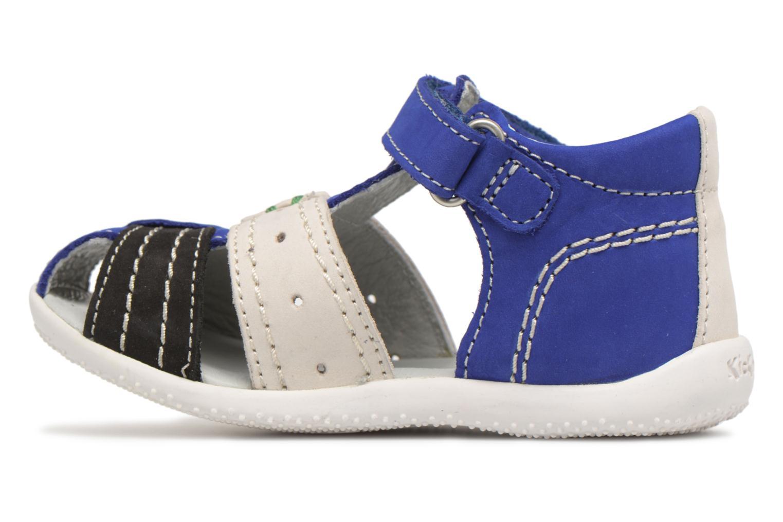 Sandalen Kickers BIGBAZAR Blauw voorkant