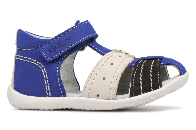 Sandalen Kickers BIGBAZAR Blauw achterkant