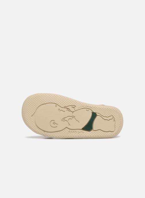 Sandales et nu-pieds Kickers BOPING Beige vue haut