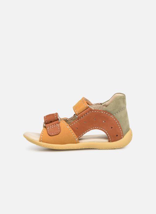Sandali e scarpe aperte Kickers BOPING Marrone immagine frontale