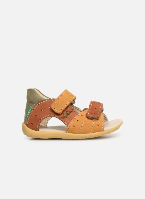Sandali e scarpe aperte Kickers BOPING Marrone immagine posteriore