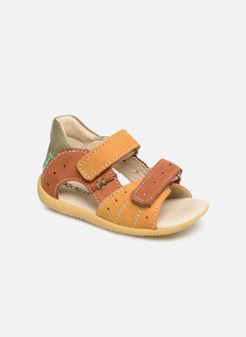 Sandali e scarpe aperte Kickers BOPING Marrone vedi dettaglio/paio