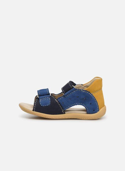 Sandali e scarpe aperte Kickers BOPING Azzurro immagine frontale