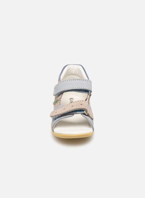 Sandalen Kickers BOPING Blauw model