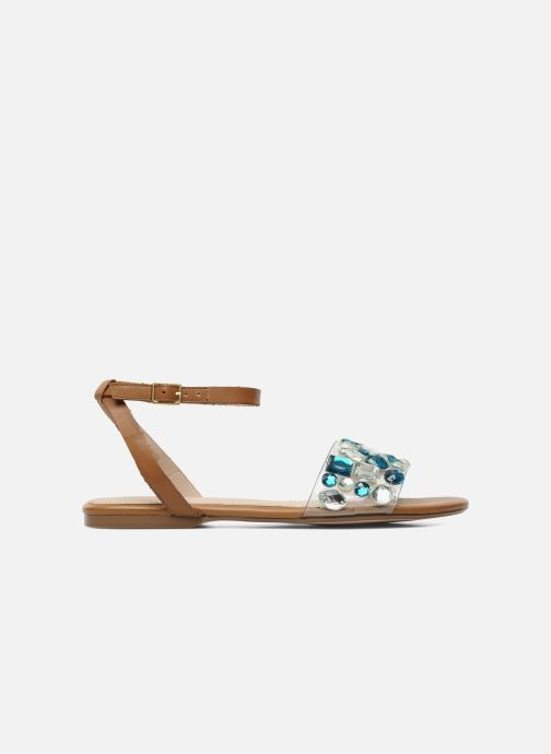 Sandals KG By Kurt Geiger Noble Brown back view