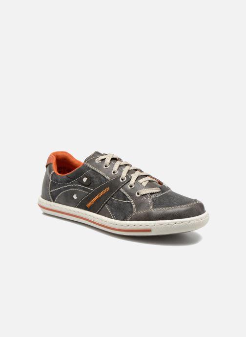 Sneakers Rieker Sid 19013 Grijs detail
