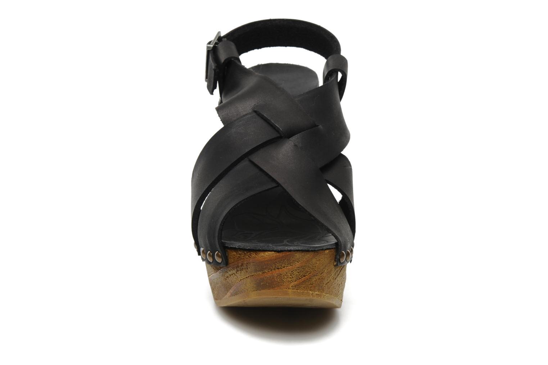 Sandales et nu-pieds Neosens Carina 171 Noir vue portées chaussures