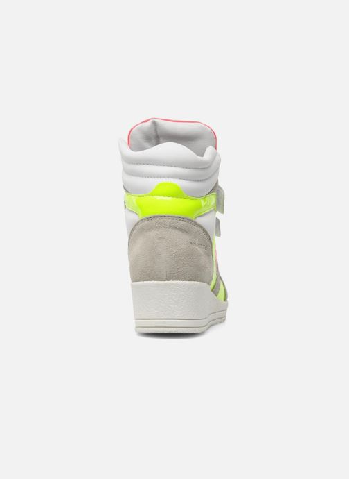 Sneakers Ninette en fleurs 7010 Multi Se fra højre