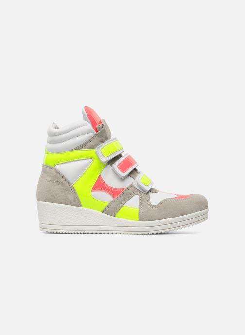 Sneakers Ninette en fleurs 7010 Multicolor achterkant