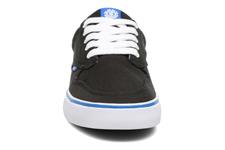 Baskets Element Topaz C3 Canvas Noir vue portées chaussures