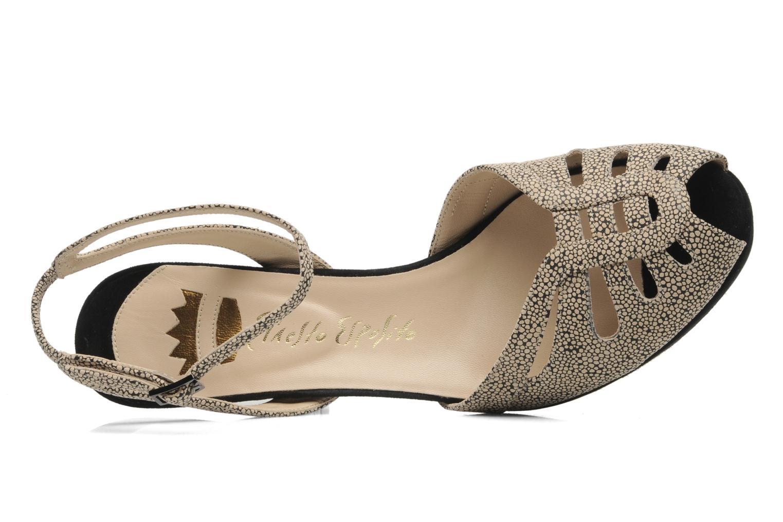Sandales et nu-pieds Ernesto Esposito Kira Beige vue gauche