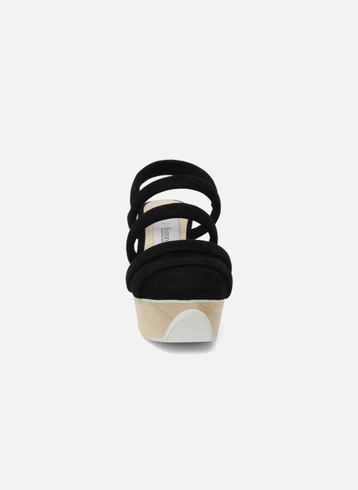 Sandals B Store Edwige 6 Black model view