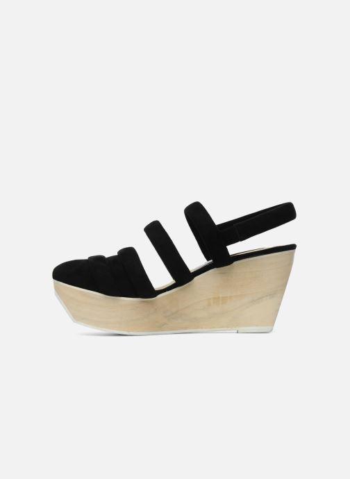 Sandalen B Store Edwige 6 Zwart voorkant
