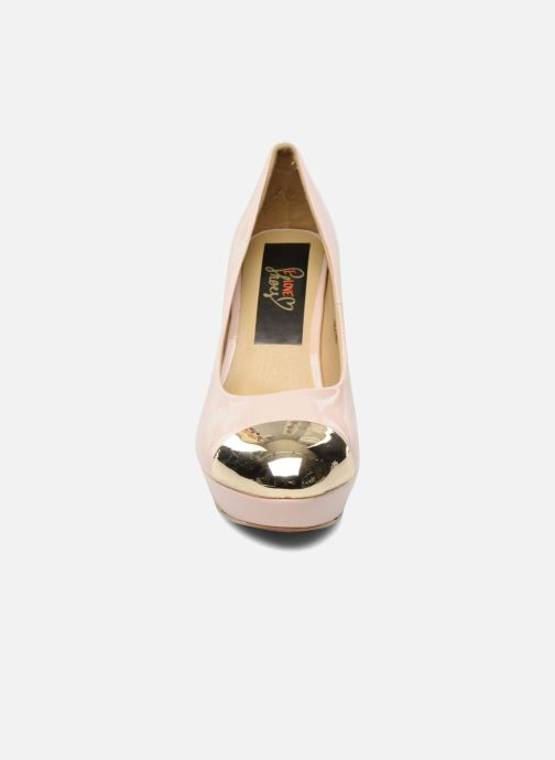 Escarpins I Love Shoes Phofolle Rose vue portées chaussures