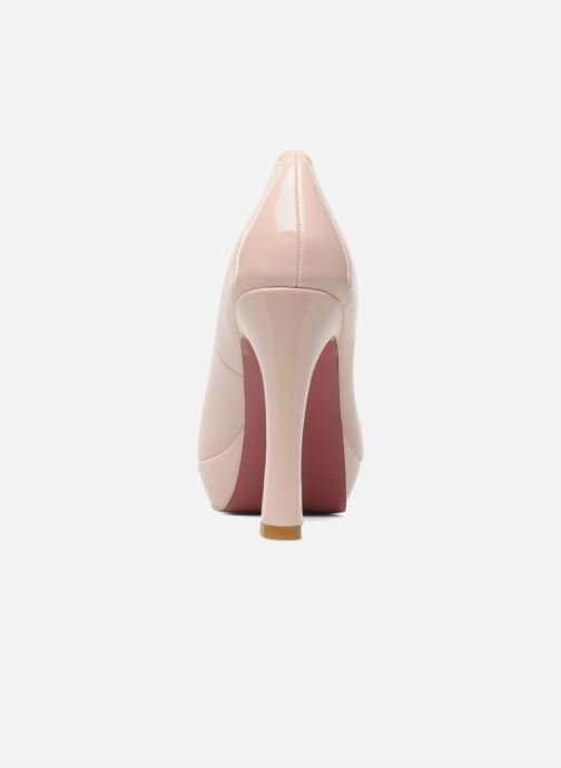 Escarpins I Love Shoes Phofolle Rose vue droite