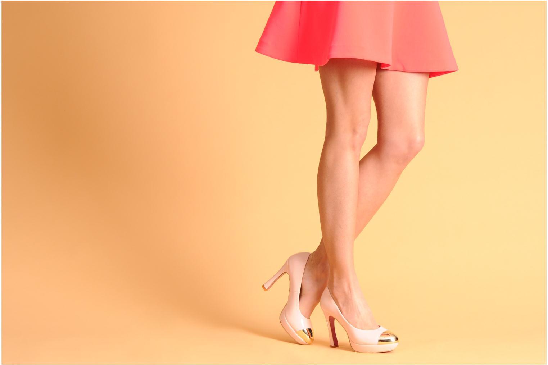 Décolleté I Love Shoes Phofolle Beige immagine dal basso