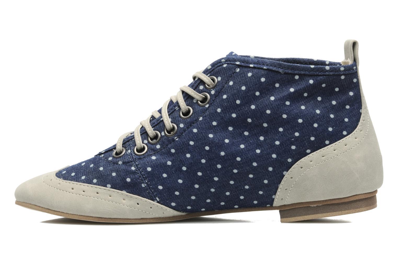 Chaussures à lacets One Step Venicia Bleu vue face