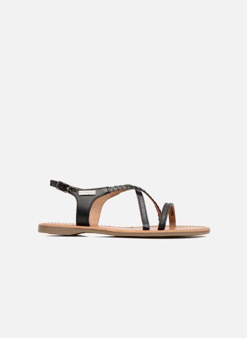 Sandales et nu-pieds Les Tropéziennes par M Belarbi Hanano Noir vue derrière