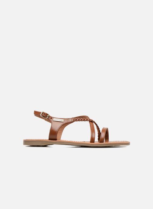 Sandalen Les Tropéziennes par M Belarbi Hanano braun ansicht von hinten