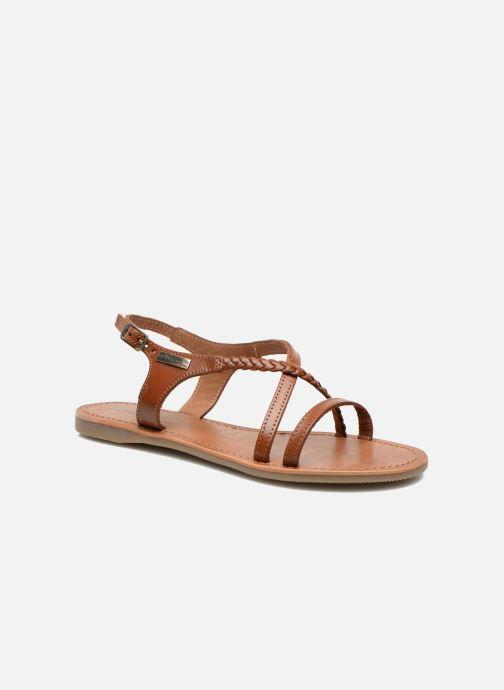 Les Tropéziennes par M Belarbi Hanano (Marron) - Sandales et nu-pieds chez