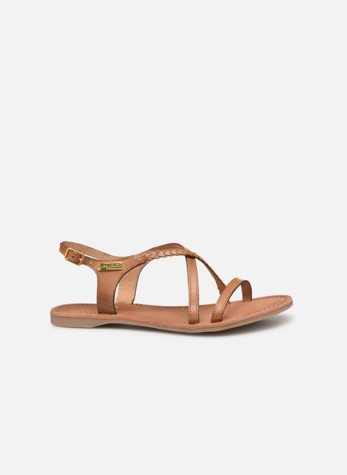 Sandals Les Tropéziennes par M Belarbi Hanano Brown back view