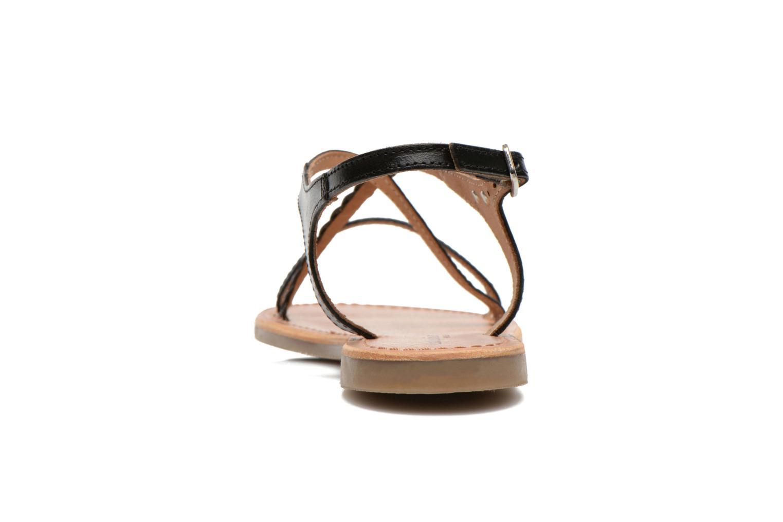Sandalen Les Tropéziennes par M Belarbi Hanano Zwart rechts